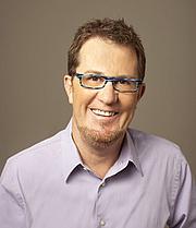 Author photo. via Simon & Schuster