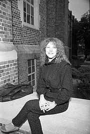 """Author photo. Portrait of Sally Banes, Dance professor at FSU - Tallahassee, Florida State Archives of Florida, Florida Memory, <a href=""""http://floridamemory.com/items/show/113214"""" rel=""""nofollow"""" target=""""_top"""">http://floridamemory.com/items/show/113214</a>"""