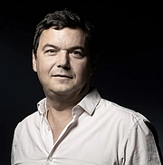 Foto do autor. Thomas Piketty en septembre 2019