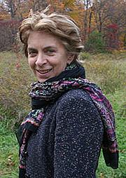 Kirjailijan kuva. Michele Slung