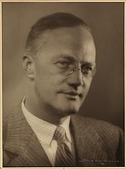 Foto de l'autor. Sigurd Hoel (1950)