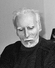 Författarporträtt. Julio Granda