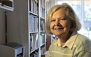 Kirjailijan kuva. Elizabeth van Heyningen