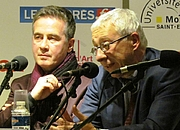 "Fotografia de autor. Christian Soleil and Michel Thiollière on Radio Fourvière, 2012 By C.soleil - Own work, CC BY-SA 3.0, <a href=""//commons.wikimedia.org/w/index.php?curid=25714735"" rel=""nofollow"" target=""_top"">https://commons.wikimedia.org/w/index.php?curid=25714735</a>"