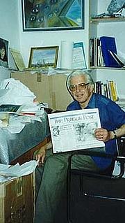 "Foto de l'autor. ""Permission received from Dr. Bruce Damer."""