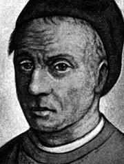 """Autoren-Bild. See <a href=""""http://de.wikipedia.org/wiki/Bild:Thomas-von-Kempen.jpg"""">Wikipedia</a>"""
