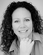 Kirjailijan kuva. Laura Morelli