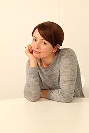 Author photo. Jo Baker