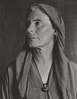 Författarporträtt. By Edward Weston (from Wikipedia entry for Ella Young).