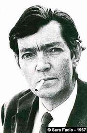Författarporträtt. Courtesy Wikipedia; photo by Sara Facio.