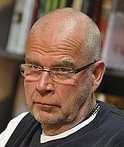 Forfatter foto. Kalle Isokallio