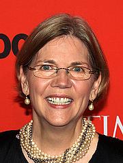 Foto de l'autor. Elizabeth Warren. Photo by David Shankbone.
