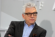 """Forfatter foto. Stephan Wackwitz, Leipzig book fair 2014 By Lesekreis - Own work, CC0, <a href=""""https://commons.wikimedia.org/w/index.php?curid=36721293"""" rel=""""nofollow"""" target=""""_top"""">https://commons.wikimedia.org/w/index.php?curid=36721293</a>"""
