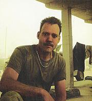 Author photo. GodSpy