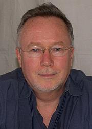 Författarporträtt. Larry D. Moore