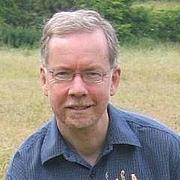 Författarporträtt. Photo by the author
