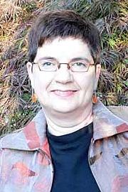 Kirjailijan kuva. Janet Catherine Berlo