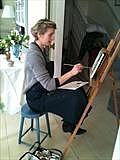 Fotografia de autor. Artists At Home