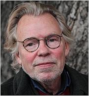 Kirjailijan kuva. Mats Wahl
