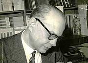 Kirjailijan kuva. Robert Margerit
