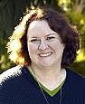 Kirjailijan kuva. Cynthia Hart