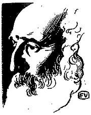 Foto do autor. Félix Valloton (1865-1925)