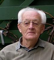 Forfatter foto. Prof. dr. C. de Jager