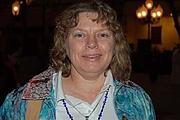 Foto de l'autor. K.D. Wentworth in 2006 [credit: Catriona Sparks]