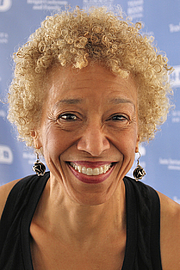 """Författarporträtt. Margo Jefferson at the 2015 Texas Book Festival. By Larry D. Moore, CC BY-SA 4.0, <a href=""""https://commons.wikimedia.org/w/index.php?curid=44459448"""" rel=""""nofollow"""" target=""""_top"""">https://commons.wikimedia.org/w/index.php?curid=44459448</a>"""