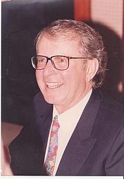 Kirjailijan kuva. Wilbur Smith - Photo: Richard001,2007-09-19