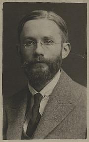 Författarporträtt. Portrait c 1917, National Portrait Gallery