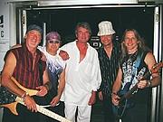 Foto de l'autor. Nick Soveiko, August 11, 2004