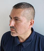 Författarporträtt. Michael Petry, artist, author and curator