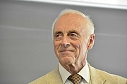 Fotografia de autor. Robert J. Mailloux [credit: University of Trento]