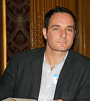 Author photo. Credit: David Shankbone, Sept. 2007