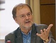 "Author photo. <A HREF=""http://www.div.ed.ac.uk/larryhurtado"">Prof. Larry Hurtado</A>"