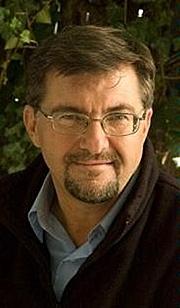 Kirjailijan kuva. Serhii Plokhy