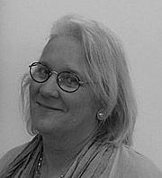 Kirjailijan kuva. Beth Dunlop