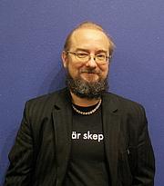 Photo de l'auteur(-trice). Photo: Per A.J. Andersson