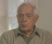 Författarporträtt. Maurice Agulhon en 2001 à l'occasion d'un long entretien patrimonial pour la TV, fait par l'Institut National de l'Audiovisuel en partenariat avec la chaîne 'l'histoire' en tant qu'historien réputé et reconnu