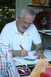 Kirjailijan kuva. Teófilo Ruiz Suárez