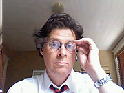 "Kirjailijan kuva. <a href=""http://bloggingheads.tv/""> BloggingHeads.tv </a>"