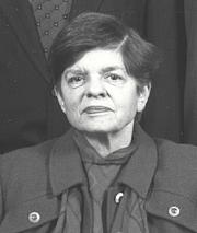 Kirjailijan kuva. From a larger photo on Wikipedia, circa 1997.