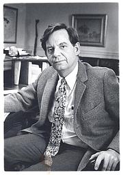 Författarporträtt. President Emeritus, Princeton University (photo courtesy of Princeton University)
