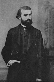 Fotografia de autor. Paul Meyer dans les années 1860