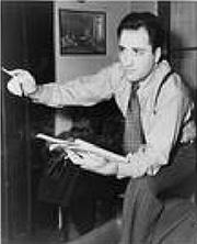 Fotografia de autor. World Telegram & Sun photo by Al Aumuller, 1940 (Library of Congress Prints and Photographs Division, LC-USZ62-117536)