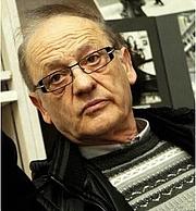 Foto do autor. Jean-Paul Resweber en mars 2012 lors d'une séance de dédicace