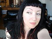 Author photo. self portrait