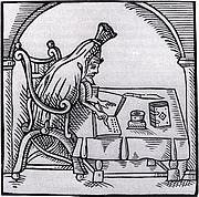 Foto del autor. From <i>Greene in Conceipt</i> by John Dickenson, 1598.