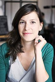 Author photo. Isabelle Arsenault
